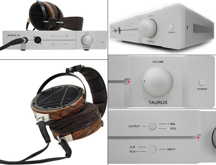 6moons audio reviews: AURALiC Vega & Taurus MkII, Audeze LCD-3