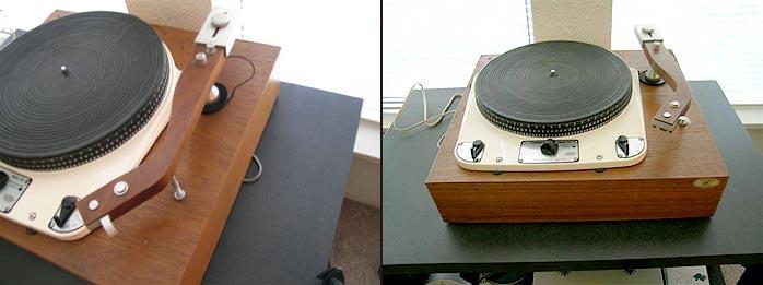 6moons audio reviews: Garrard 301 Restoration Project