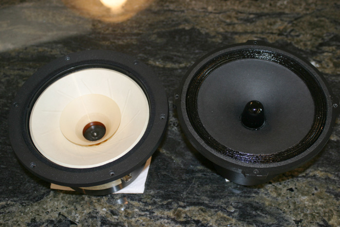 6moons Audio Reviews Feastrex And Lowther Drivers In Diy