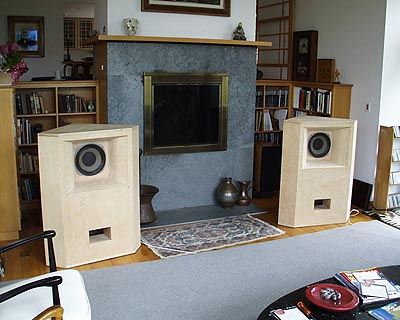 6moons Audio Reviews The Japanese Tannoy Cornetta