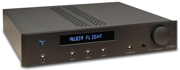 6moons Audio Reviews Audia Flight Fl3 Integrated