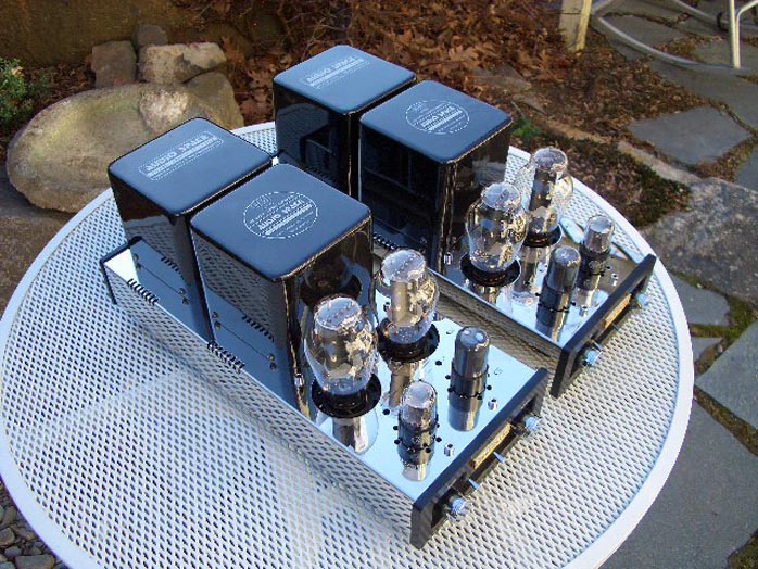 6moons audio reviews: Audio Space 6M 300B PP