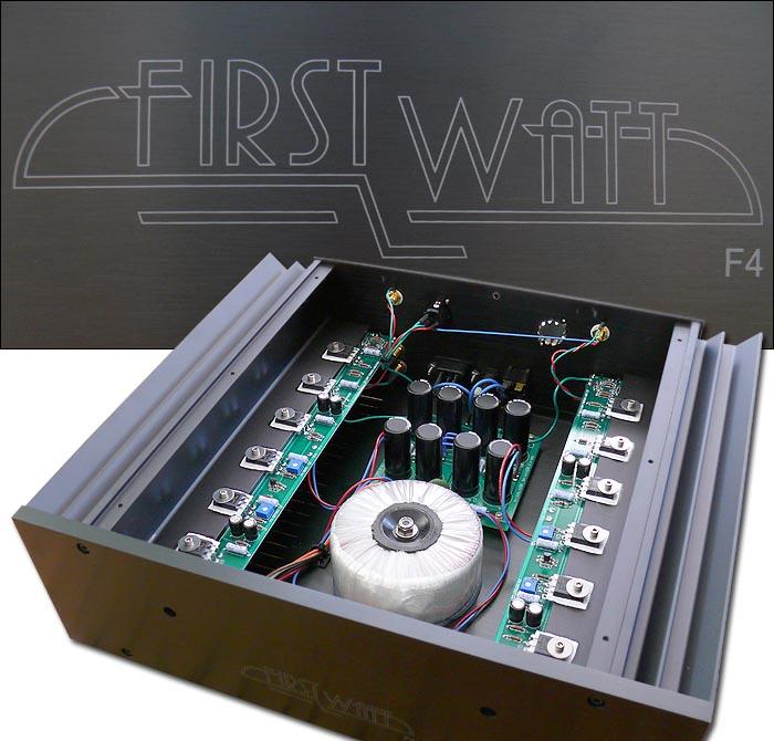 6moons Audio Reviews Firstwatt F4