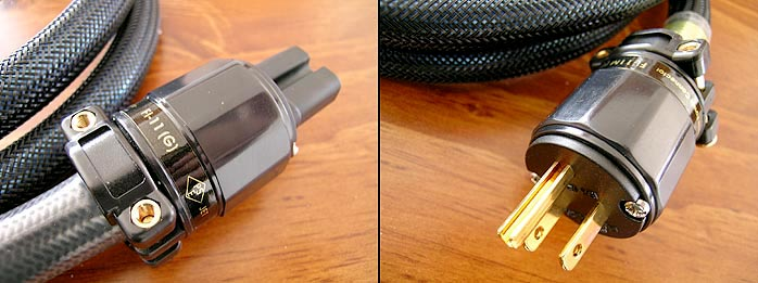 6moons audio reviews: Furutech cables and power cords