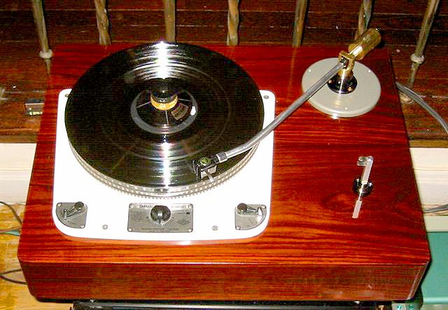 6moons audio reviews: Garrard 301 Restoration Project