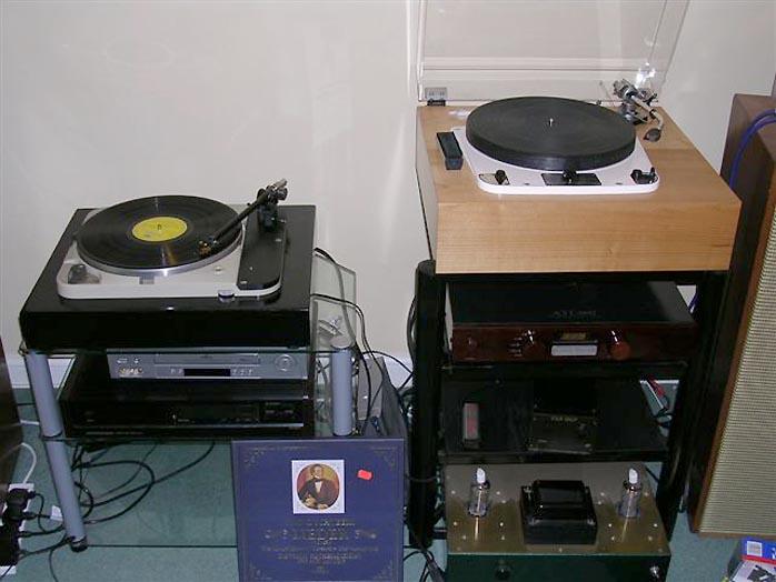 6moons audio reviews: Garrard Project 3