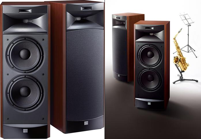 6moons audio reviews: JBL S3900