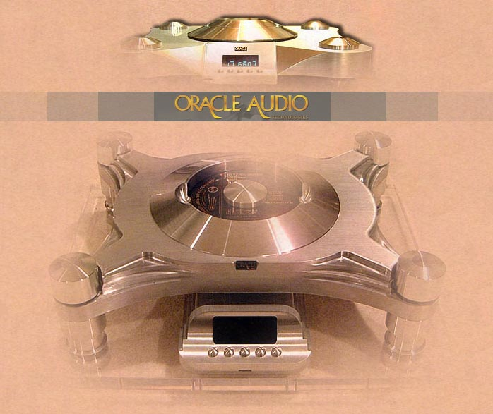 6moons audio reviews: Oracle CD-1500