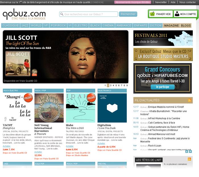 6moons audio reviews: Qobuz