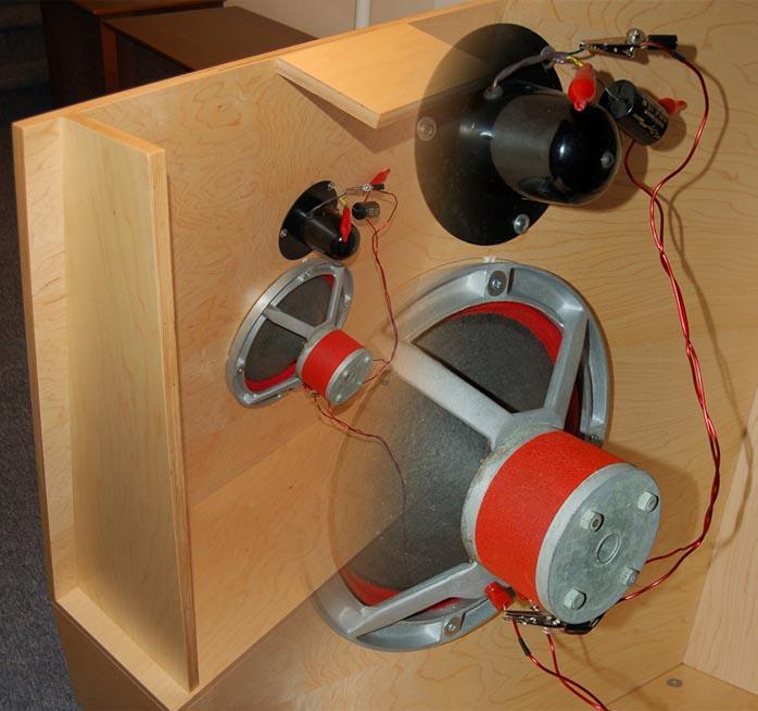 6moons audio reviews: RoadTour 15 - Altec, Hartley Open Baffles and