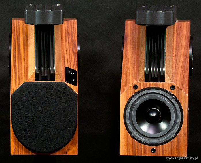 6moons audio reviews: Solphonique Dwarf Active Digital