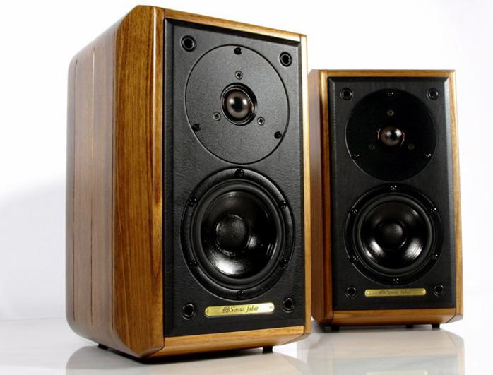 6moons audio reviews: Sonus Faber Minima Vintage