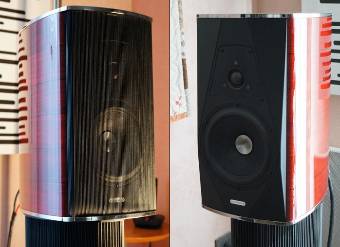 6moons audio reviews: Sonus faber Guarneri Evolution