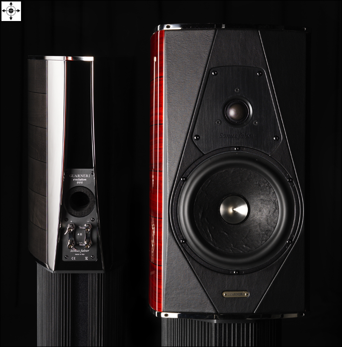 6moons audio reviews: Sonus faber Guarneri Evolution