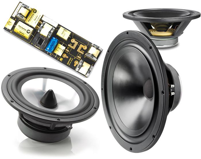 6moons audio reviews: Spendor SP100R²
