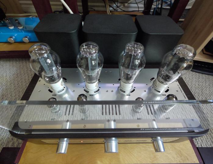 6moons audio reviews: Trafomatic Audio SM-300B