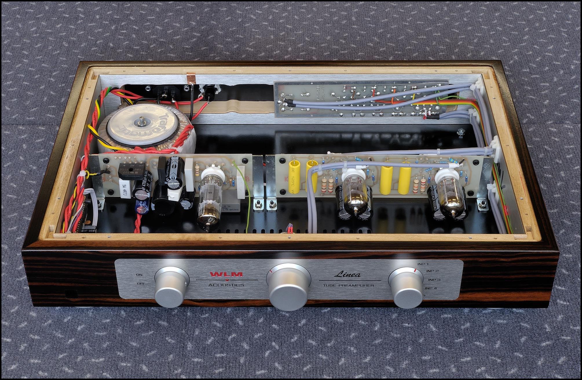 6moons Audio Reviews Trafomatic Experience Head One Preamplifier 1 Once The Wlm Project Had Aced Proof Of Concept Hurdle Sound And Bigger Austrian Standards Challenge These Designs Can Be Built To Cosmetic Spec