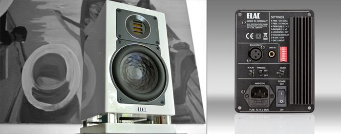 6moons audio reviews: Elac Air-X-403