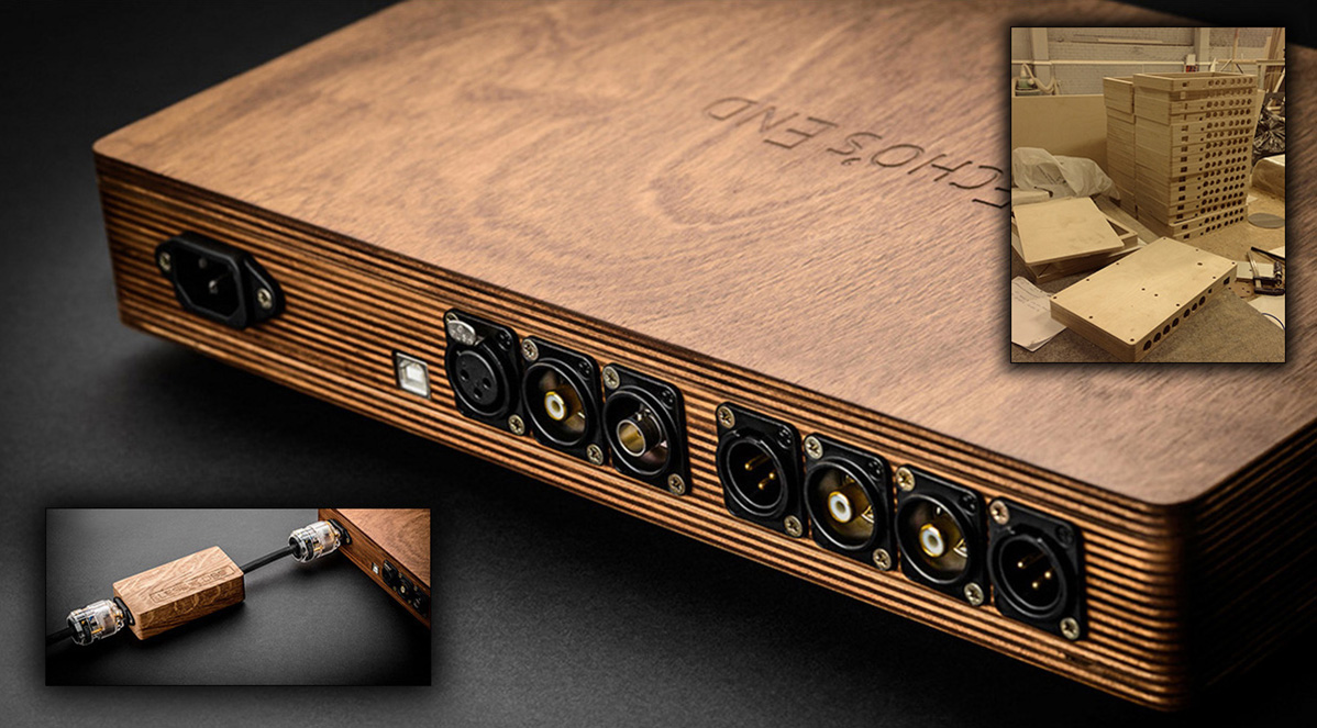 6moons audioreviews: LessLoss Laminar Streamer & Echo's End