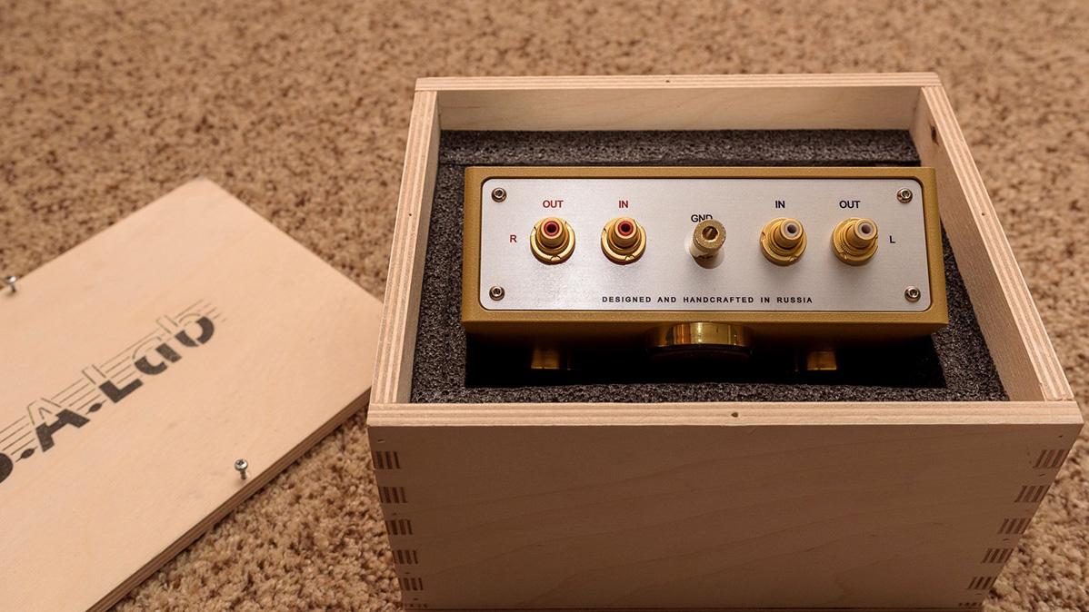6moons audioreviews: S A Lab SUT & Thunderbird