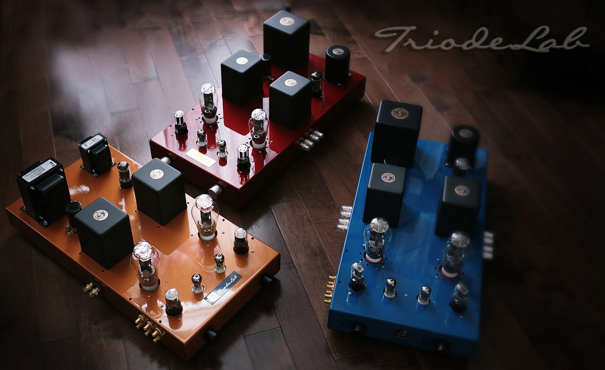 6moons audioreviews: Triode Lab 2A3i S