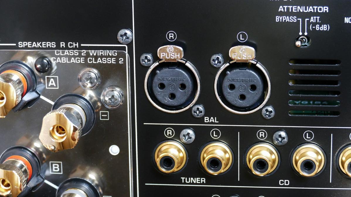 6moons audioreviews: Yamaha A-S2100