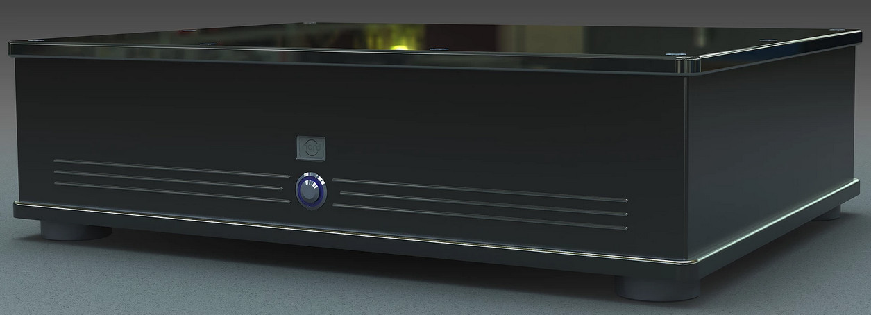 Eigentakt demonstrator amplifier